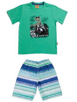 Conjunto-Infantil-Para-Menino---Verde