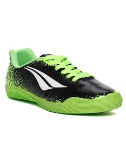 Tenis-Futsal-Penalty-Infantil-Para-Menino---Verde-preto