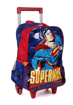 Mochila-Escolar-Superman-Infantil-Para-Menino