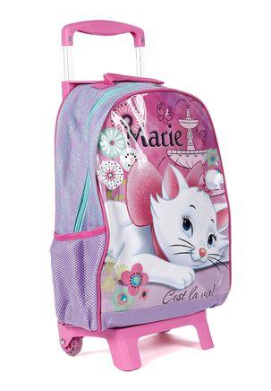 Mochila-Escolar-Disney-Infantil-Lilas