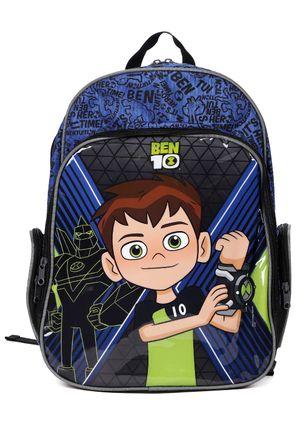 Mochila-Escolar-Ben-10-Infantil-para-Menino