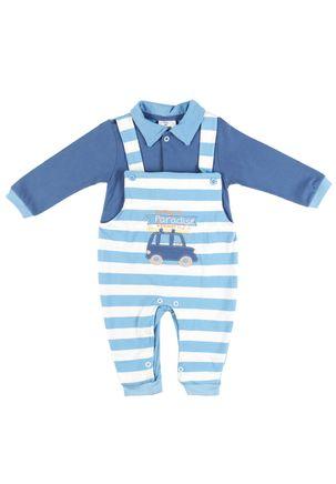 Macacao-Infantil-Para-Bebe-Menino-