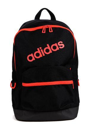 Mochila-Adidas-Daily-Preto-vermelho
