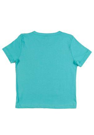 Camiseta-Manga-Curta-Disney-Infantil-Para-Menino---Verde