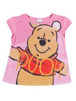 Blusa-Manga-Curta-Winnie-The-Pooh-Infantil-para-Menina