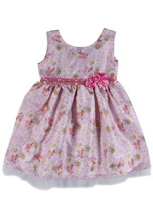Vestido-Infantil-Para-Menina---Bege-rosa-1