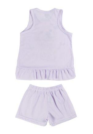 Pijama-Infantil-Para-Menina---Roxo-1