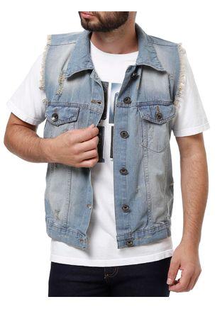 Colete-Jeans-Masculino-Azul-
