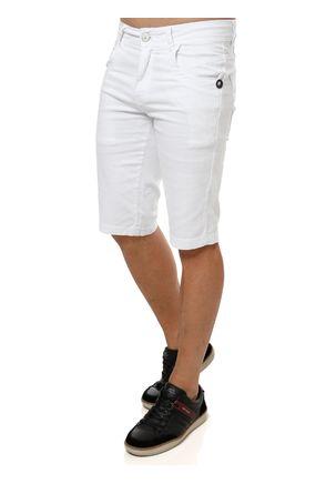 Bermuda-Sarja-Masculina-Zune-Branco