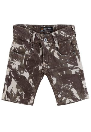 Bermuda-Jeans-Camuflada-Infantil-Para-Menino---Bege-marrom-1