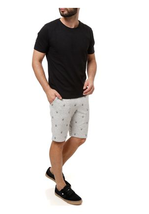 Bermuda-Moletom-Masculina-Local-Cinza