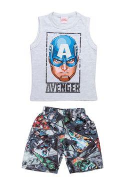 Conjunto-Avengers-Infantil-Para-Menino---Cinza-6