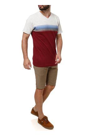 Camiseta-Manga-Curta-Masculina-Cinza-bordo
