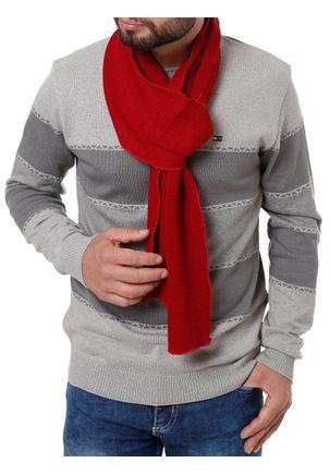 Cachecol-Masculino-Vermelho