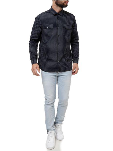 Camisa-Manga-Longa-Masculina-Preto-