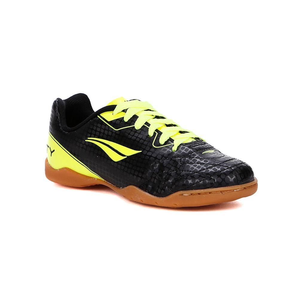 2ae92d22cb Tênis Futsal Penalty Soccer Matis VII Infantil para Menino - Preto ...