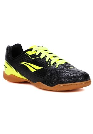 Tenis-Futsal-Penalty-Infantil-Para-Menino---Preto-amarelo-30