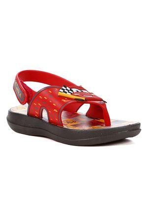Sandalia-Disney-Infantil-Para-Bebe-Menino---Cinza-vermelho-19