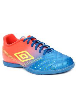 Tenis-Futsal-Masculino-Umbro-Verde-coral-azul-37