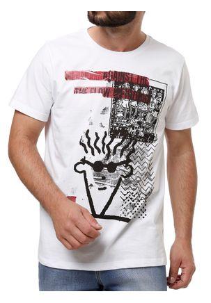 Camiseta-Manga-Curta-Masculina-Fido-Dido-Branco