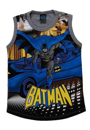 Camiseta-Regata-Batman-Infantil-Para-Menino
