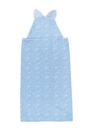Toalha-Infantil-Carinhas-Azul