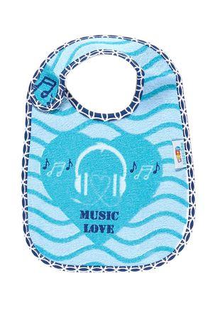Babeiro-Infantil-Azul