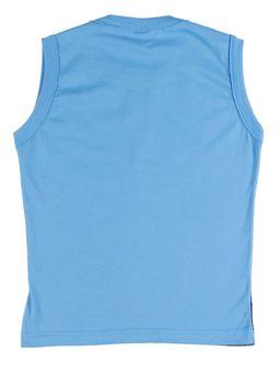 Camiseta-Regata-Infantil-Para-Menino---Azul-6