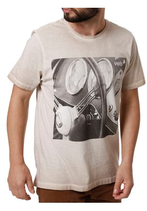 Camiseta-Manga-Curta-Masculina-Vels-Marrom
