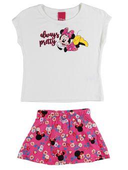 Conjunto-Disney-Infantil-Para-Menina---Bege-rosa-1