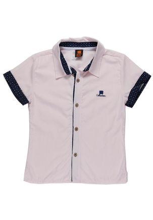 Camisa-Manga-Curta-Infantil-Para-Menino---Rosa-6