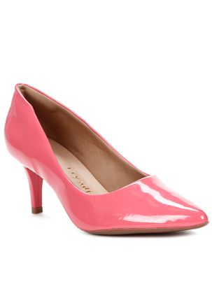 Sapato-Scarpin-Feminino-Crysalis-Rosa-