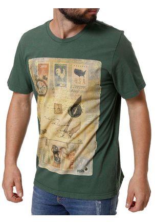 Camiseta-Manga-Curta-Masculina-Vels-Verde-
