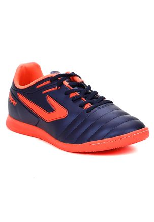 Tenis-Futsal-Masculino-Topper-Boleiro-Indoor-Azul-Marinho-coral-37