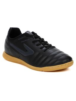 Tenis-Futsal-Masculino-Topper-Boleiro-Indoor-Preto-cinza