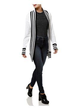 Cardigan-Feminino-Branco-preto