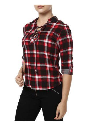 Camisa-Manga-Longa-Feminina-Preto-