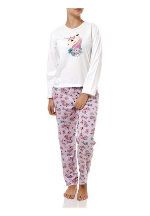 Pijama-Longo-Feminino-Off-White-lilas