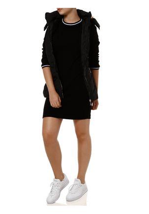 Vestido-Longo-Feminino-Autentique-Preto