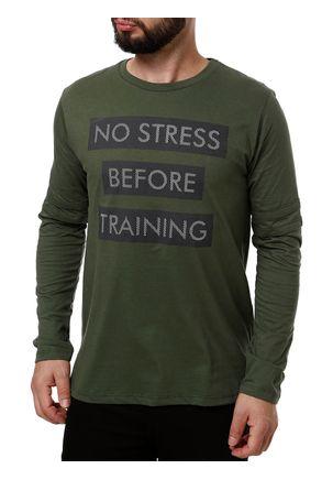 Camiseta-Manga-Longa-Masculina-No-Stress-Verde