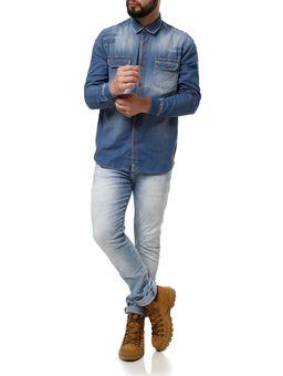 Camisa-Manga-Longa-Masculino-Eletron-Azul-Claro