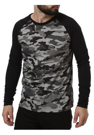 Camiseta-Manga-Longa-Masculina-Camuflada-Cinza