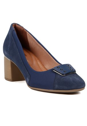 Sapato-de-Salto-Feminino-Comfortflex-Azul-Marinho-34