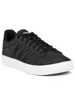 Tenis-Casual-Masculino-Adidas-Preto-branco