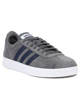 Tenis-Casual-Masculino-Adidas-VL-Court-2-Cinza-azul-Marinho