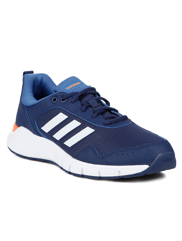 10a638ae6e Tênis Esportivo Masculino Adidas Fluidcloud Neutral Azul branco ...