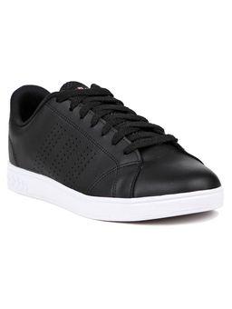 Tenis-Casual-Feminino-Adidas-Advantage-Clean-Preto-rosa-34
