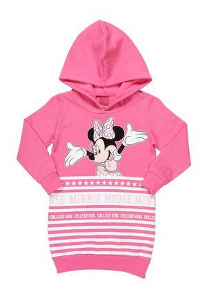 Moletom-Fechado-Disney-Infantil-Para-Menina---Rosa