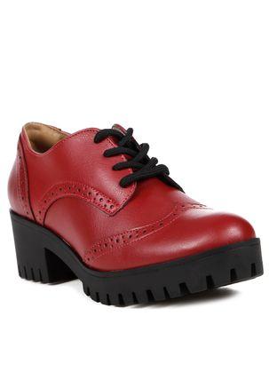 Sapato-Para-Mulher-Feminino-Via-Marte-Vermelho-34