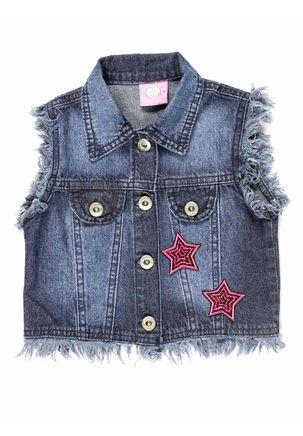 Colete-Jeans-Infantil-Para-Menina